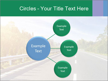 Newly built highway PowerPoint Templates - Slide 79