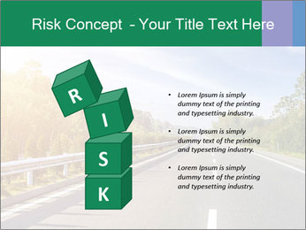 Newly built highway PowerPoint Templates - Slide 81