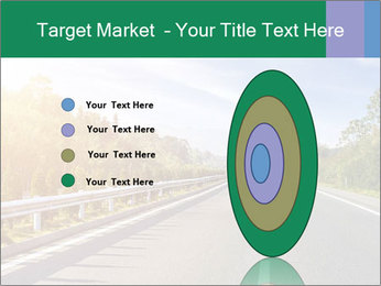 Newly built highway PowerPoint Templates - Slide 84