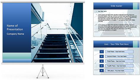 Modern architecture PowerPoint Template