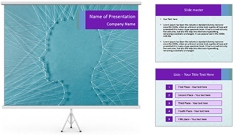 Personal communication. PowerPoint Template