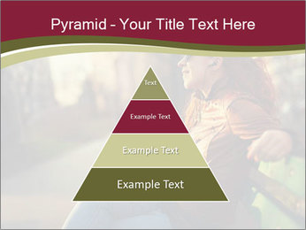 Young woman using a smart phone PowerPoint Templates - Slide 30
