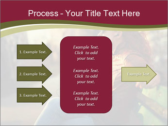 Young woman using a smart phone PowerPoint Templates - Slide 85