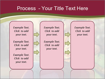 Young woman using a smart phone PowerPoint Templates - Slide 86