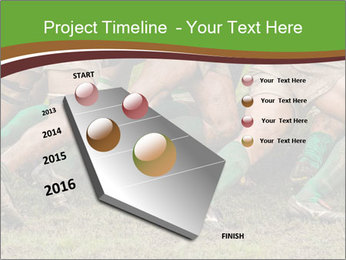 Italian Rugby League match Parma vs Treviso PowerPoint Template - Slide 26
