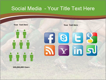 Italian Rugby League match Parma vs Treviso PowerPoint Templates - Slide 5