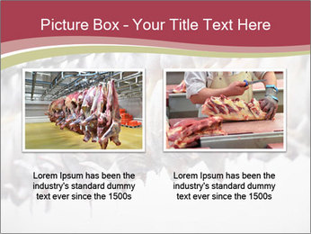 Food industry detail with poultry meat processing PowerPoint Templates - Slide 18