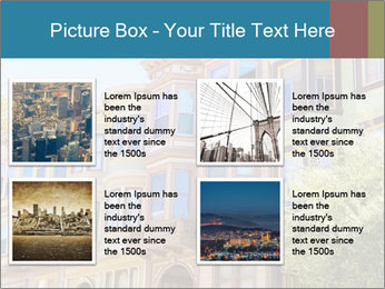 San Francisco Victorian houses PowerPoint Templates - Slide 14