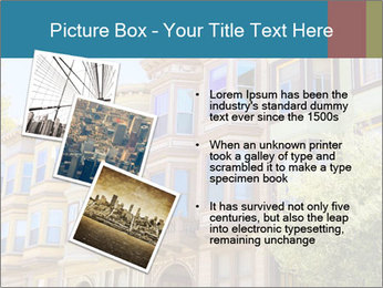 San Francisco Victorian houses PowerPoint Templates - Slide 17