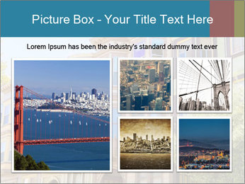 San Francisco Victorian houses PowerPoint Templates - Slide 19