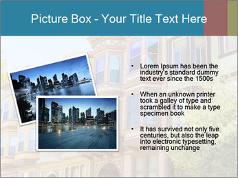 San Francisco Victorian houses PowerPoint Templates - Slide 20