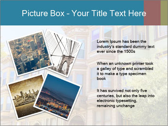 San Francisco Victorian houses PowerPoint Templates - Slide 23
