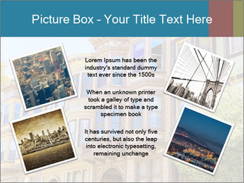 San Francisco Victorian houses PowerPoint Templates - Slide 24