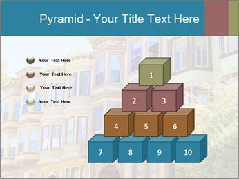 San Francisco Victorian houses PowerPoint Templates - Slide 31