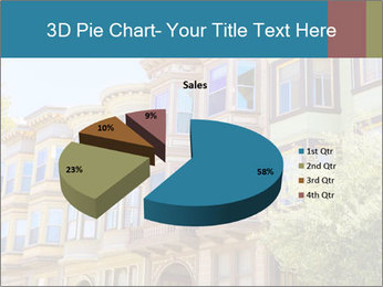 San Francisco Victorian houses PowerPoint Templates - Slide 35