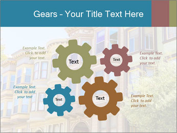 San Francisco Victorian houses PowerPoint Templates - Slide 47