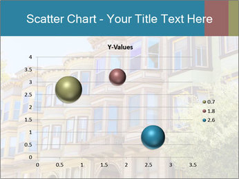 San Francisco Victorian houses PowerPoint Templates - Slide 49
