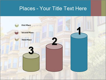 San Francisco Victorian houses PowerPoint Templates - Slide 65