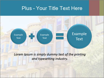 San Francisco Victorian houses PowerPoint Templates - Slide 75