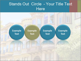 San Francisco Victorian houses PowerPoint Templates - Slide 76