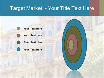San Francisco Victorian houses PowerPoint Templates - Slide 84