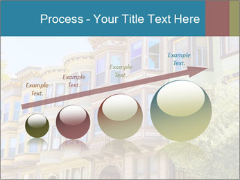 San Francisco Victorian houses PowerPoint Templates - Slide 87