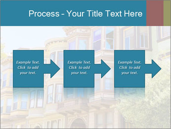San Francisco Victorian houses PowerPoint Templates - Slide 88