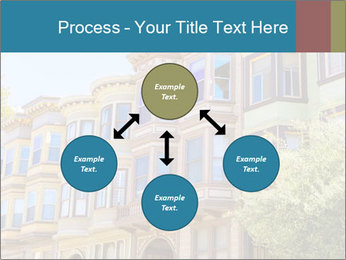 San Francisco Victorian houses PowerPoint Templates - Slide 91