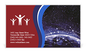 0000088359 Business Card Template