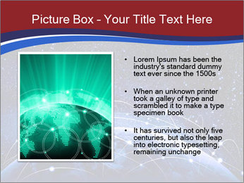 Globalization concept PowerPoint Template - Slide 13