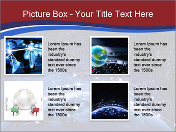 Globalization concept PowerPoint Template - Slide 14