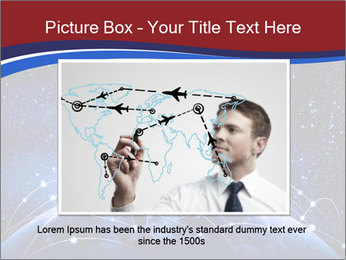 Globalization concept PowerPoint Template - Slide 16
