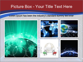 Globalization concept PowerPoint Template - Slide 19