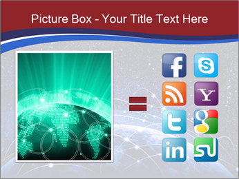 Globalization concept PowerPoint Template - Slide 21
