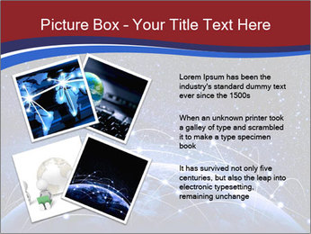 Globalization concept PowerPoint Template - Slide 23