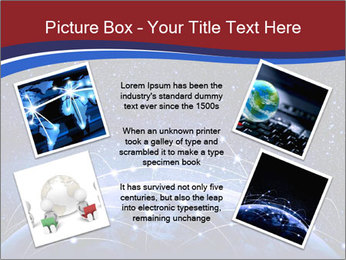 Globalization concept PowerPoint Template - Slide 24