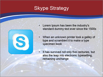 Globalization concept PowerPoint Template - Slide 8