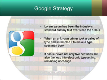 Silicon wafer PowerPoint Template - Slide 10