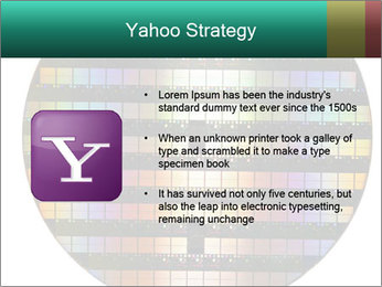 Silicon wafer PowerPoint Template - Slide 11