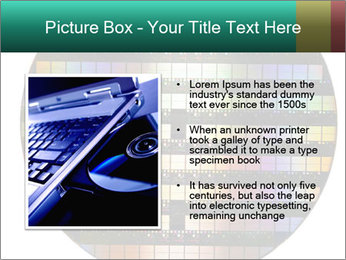 Silicon wafer PowerPoint Template - Slide 13