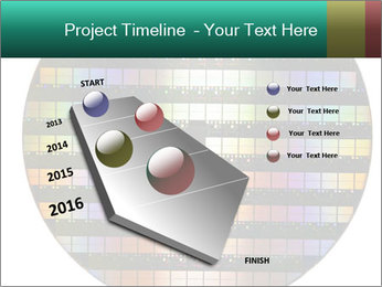 Silicon wafer PowerPoint Template - Slide 26