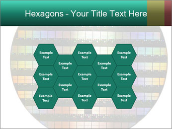 Silicon wafer PowerPoint Template - Slide 44