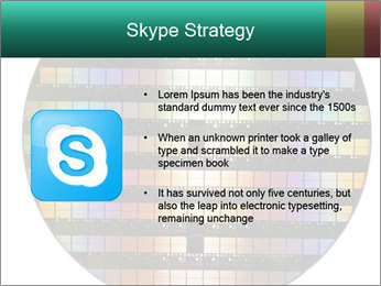 Silicon wafer PowerPoint Template - Slide 8