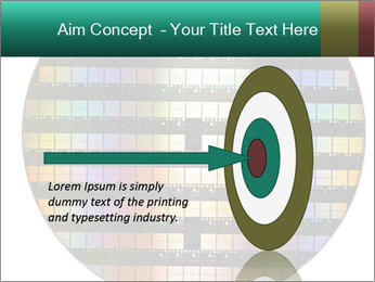 Silicon wafer PowerPoint Template - Slide 83