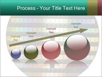 Silicon wafer PowerPoint Template - Slide 87