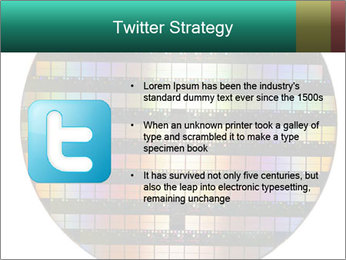 Silicon wafer PowerPoint Template - Slide 9