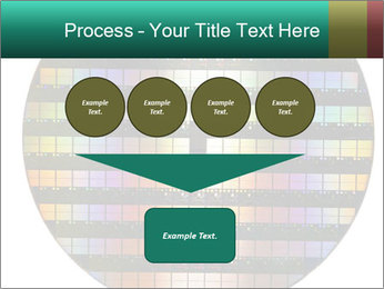 Silicon wafer PowerPoint Template - Slide 93