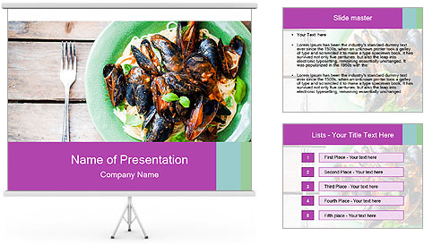 Pasta PowerPoint Template