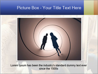 Man and woman at home PowerPoint Template - Slide 15