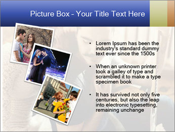 Man and woman at home PowerPoint Templates - Slide 17